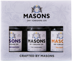 Masons 5cl Boxed Gift Set