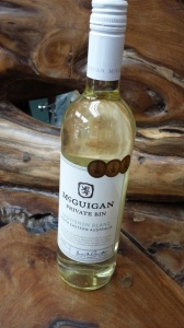 McGuigan Private Bin Sauvignon Blanc £5.99 per bottle