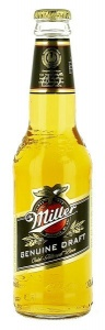 Miller Genuine Draft 12 x 275ml bottles (O.O.D)