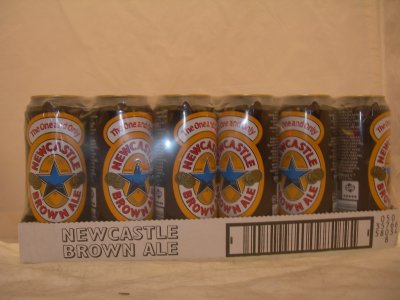 Newcastle Brown Ale 24 x 500ml cans