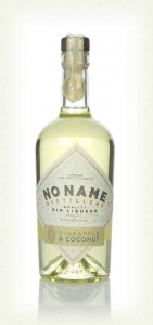 No Name Pineapple and Coconut Gin Liqueur