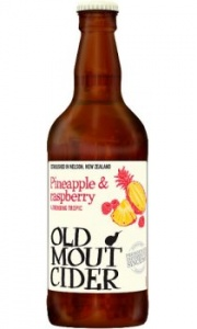 Old Mout Pineapple and Raspberry 12 x 500ml bottles