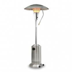 Sahara 13KW Heat Focus Patio Heater Stainless Steel