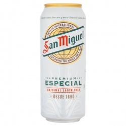 San Miguel 24 x 500ml cans