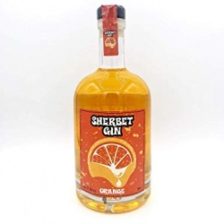 Sherbet Orange Gin