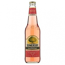 Somersby Cider with Cranberry 8 x 500ml bottles