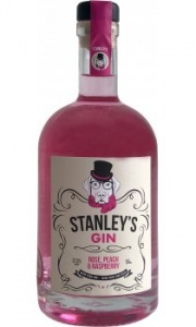 Stanleys Gin Rose, Peach and Raspberry