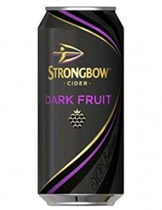 Strongbow Dark Fruit Pints 24 x 568ml cans