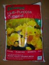 40 LTR Multipurpose Compost £2.40 or 6 for £10.00