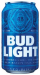 Bud Light 24 x 330ml can (out of date)