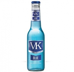 VK Blue 24 x 275ml bottles (Plastic - Feb 21)