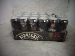 Karpackie super 24 x 500ml cans