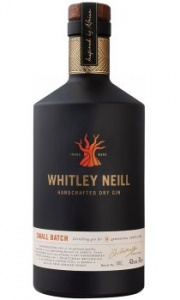 Whitley Neill Gin 70cl