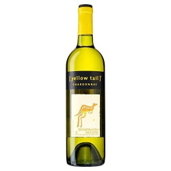 Yellow Tail Chardonnay Case of 6 or £6.99 per bottle