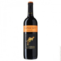Yellow Tail  Merlot case of 6 or £6.99 per bottle